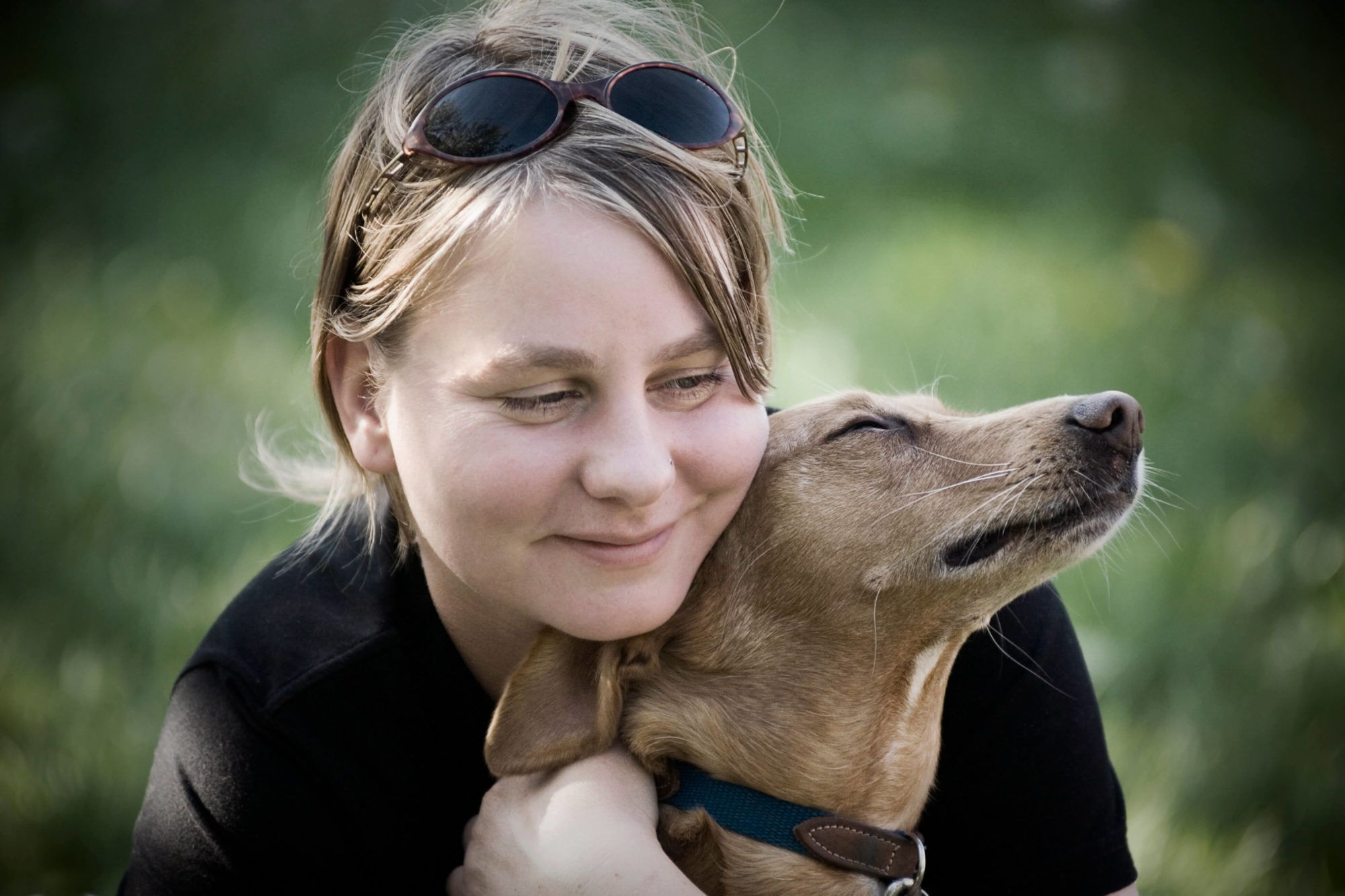 Animal Whispering Helps Us Heal