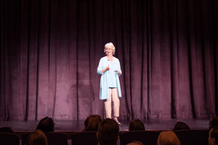 Val Heart Motivational Speaker TEDx Talk