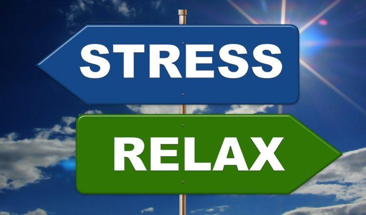 easing stress