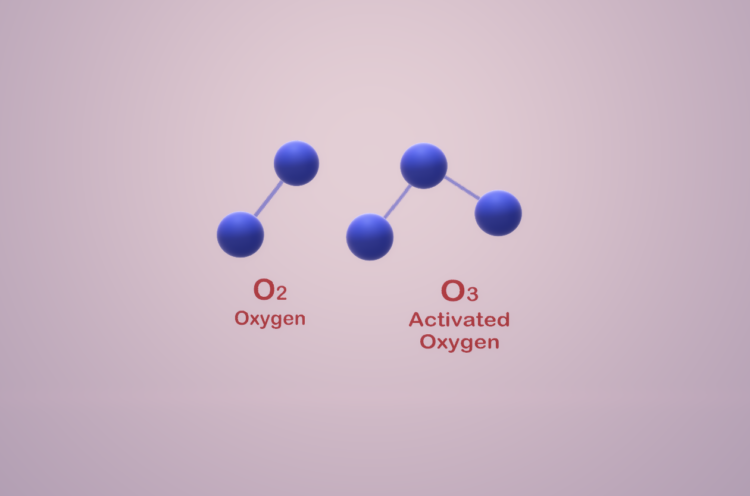 activated oxygen