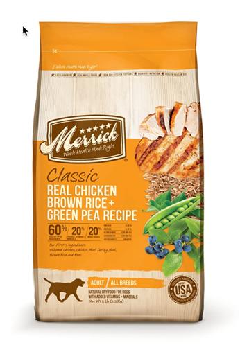 Merrick Real Chicken Dog Food