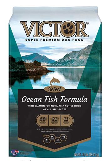 Victor Ocean Fish dog food