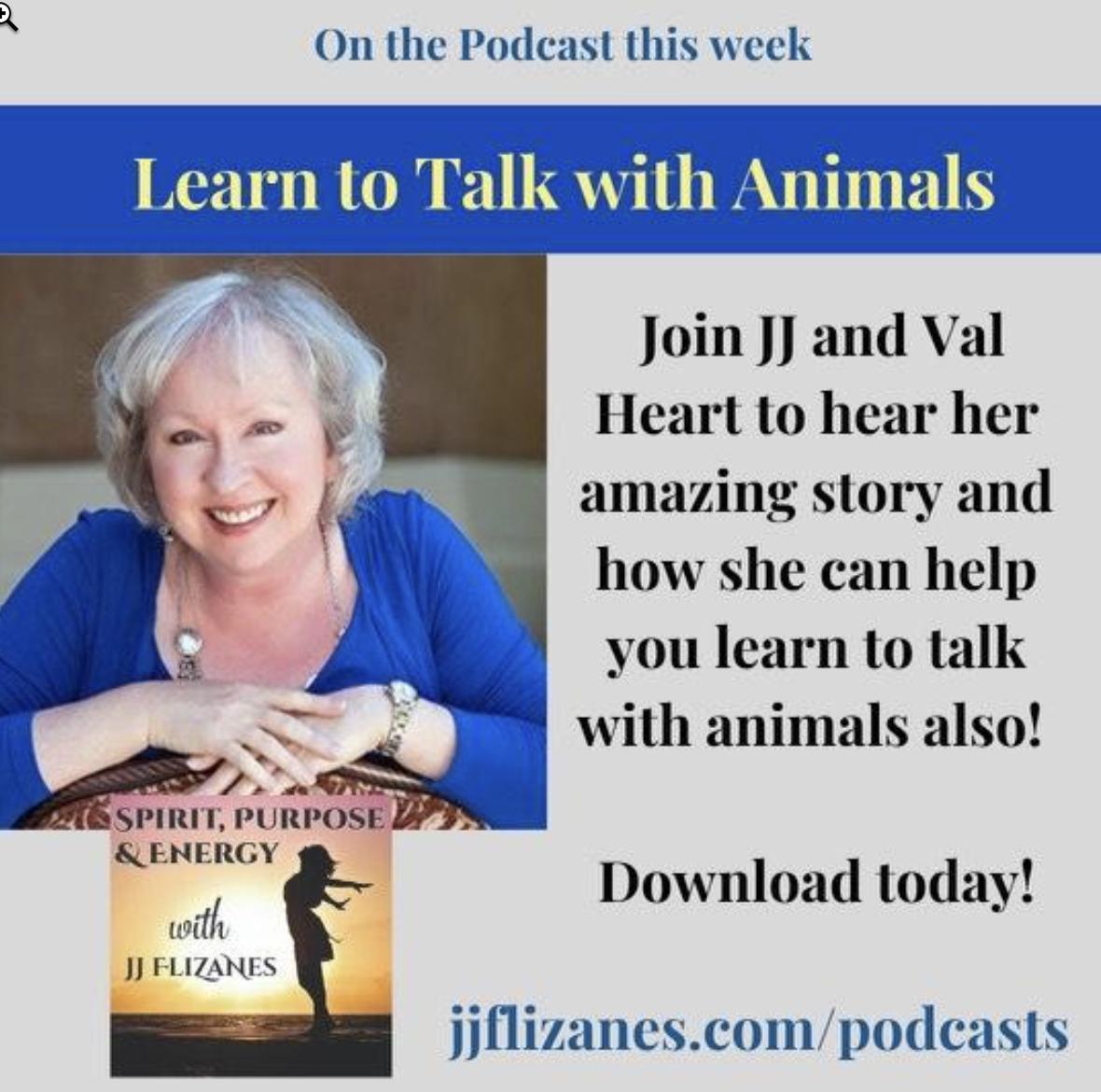 talk with animals jjflizanes