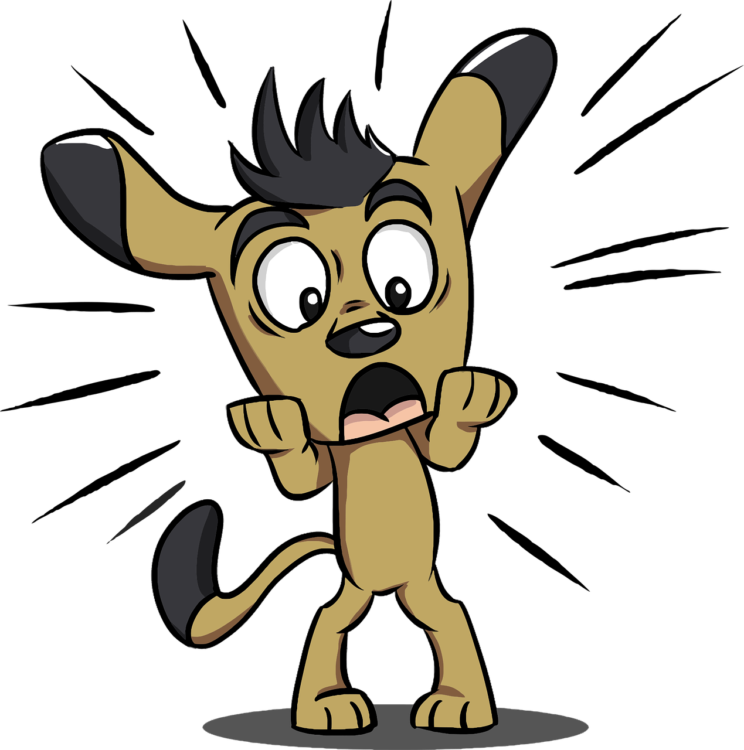 stubborn dog 2